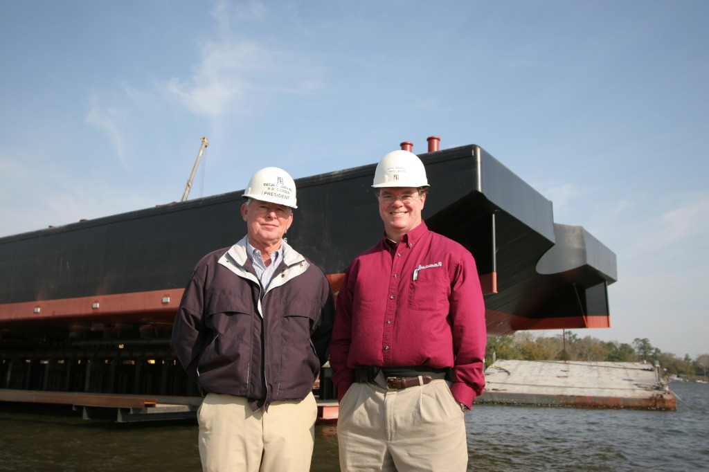 East Coast Naval Architect Marine Engineer South Carolina Barge Construction Expertise