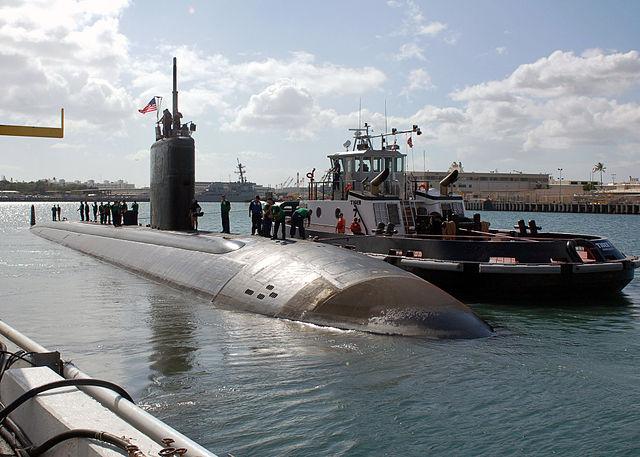 688 Class Nuclear Submarine