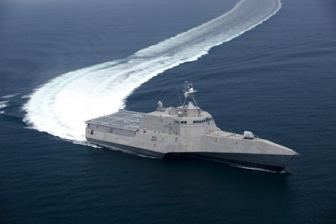 LCS Austal Maxsurf Naval Architecture Software