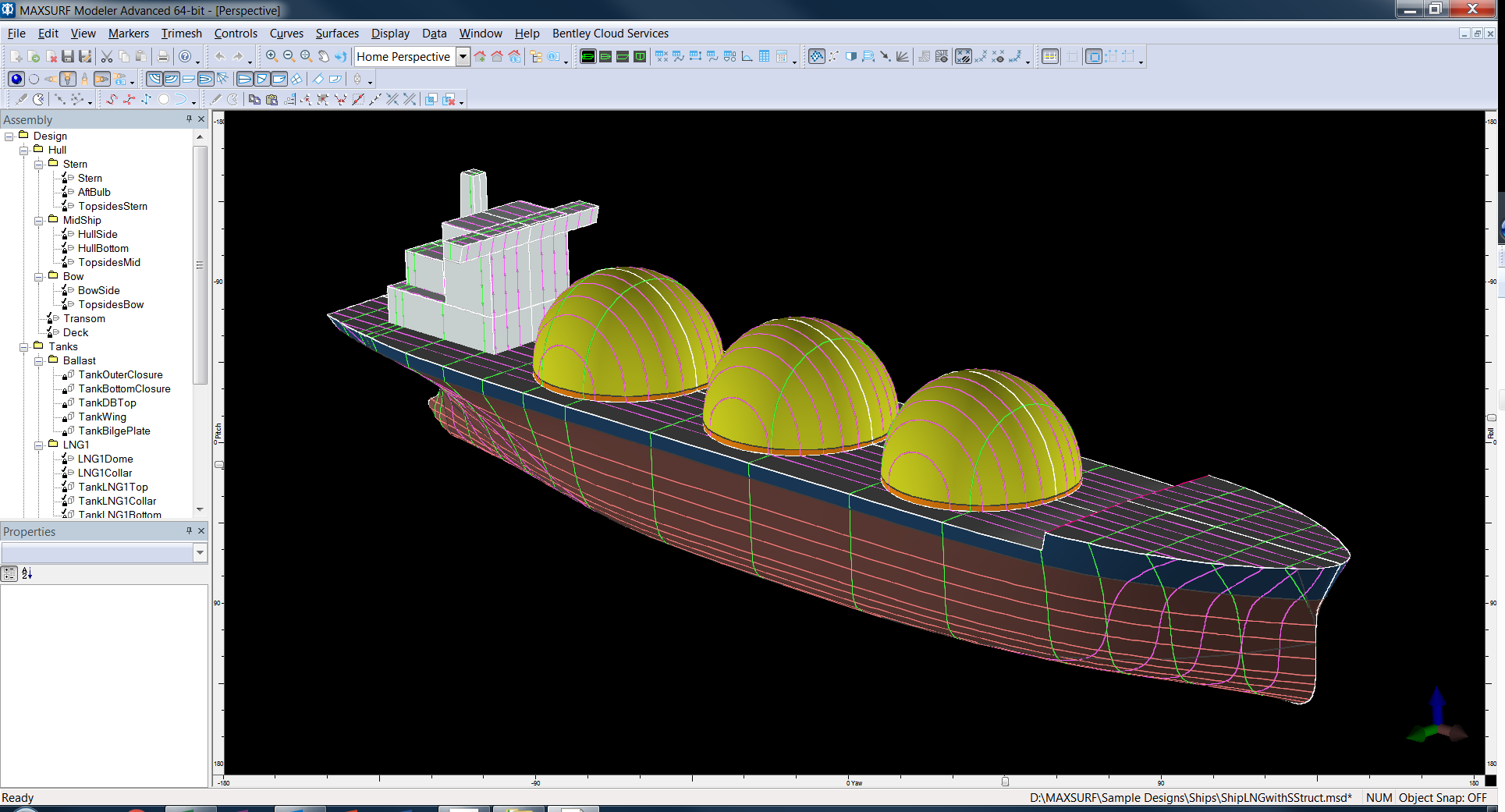 The most comprehensive suite of software tools for Naval Architects